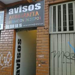 Evercenio Mendez Aerografía en Bogotá