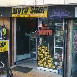Moto Shop en Bogotá