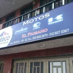Motos El Paisano en Bogotá