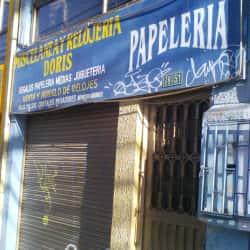 Miscelánea y Relojería Doris en Bogotá