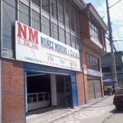 Nuñez Moreno y CIA Ltda en Bogotá