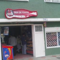 Pan De Todos en Bogotá