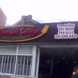 Pan Del Carajo Calle 81 en Bogotá