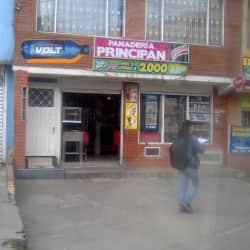 Panadería Principan en Bogotá