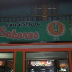 Panadería Sabores y Ricuras en Bogotá