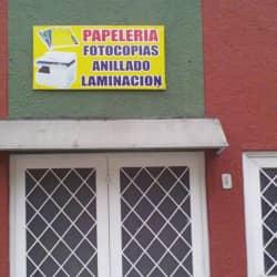 Papelería Fotocopias Calle 78  en Bogotá