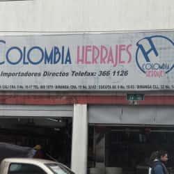Colombia Herrajes en Bogotá