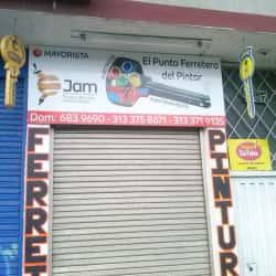 El Punto Ferretero del Pintor en Bogotá