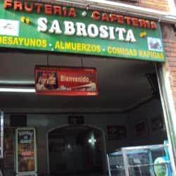 Frutería Cafetería Sabrosita en Bogotá