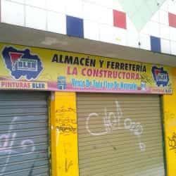 Almacén y Ferretería La Constructora en Bogotá