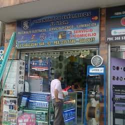 Oriental De Eléctricos JL Ltda en Bogotá
