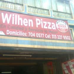 Wilhem Pizza en Bogotá