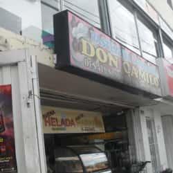 Pastelería y Panadería Don Camilo en Bogotá