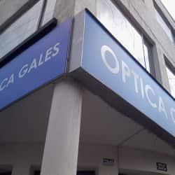 Óptica Gales en Bogotá