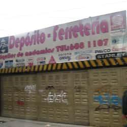 Depósito Ferretería en Bogotá