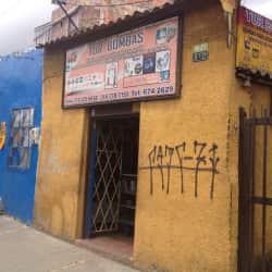 Tur Bombas en Bogotá