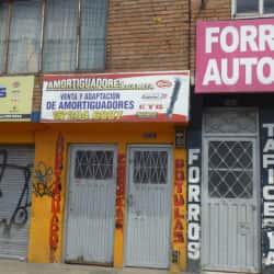 Amortiguadores García en Bogotá
