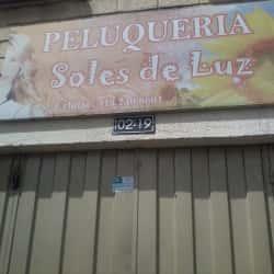 Peluquería Soles de Luz en Bogotá