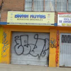 Divar Autos en Bogotá