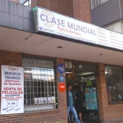 Clase Mundial  en Bogotá
