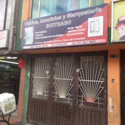 Vidrios Aluminios y Marquetería Buitrago en Bogotá