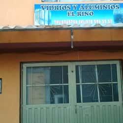 Vidrios y Aluminios El Rino en Bogotá
