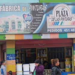 Plaza de Las Pinturas  en Bogotá