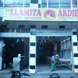 La Llamita Ardiendo en Bogotá