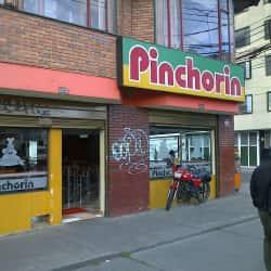Pinchorin en Bogotá