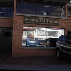 Presta todos S.A en Bogotá