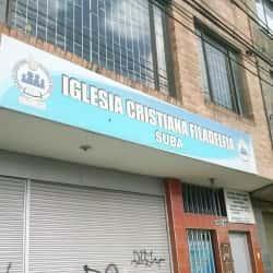 Iglesia Cristiana Filadelfia Suba en Bogotá