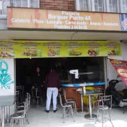 Pizzería Burguer Punto 45 en Bogotá