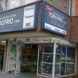 Refrigeración Todofrio Ltda en Bogotá