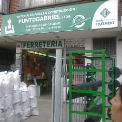 Punto De Gabriel Ltda en Bogotá