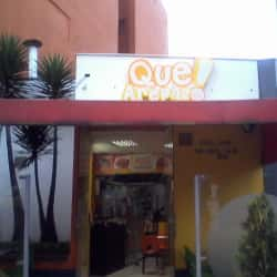 Que Arepazo en Bogotá