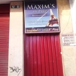 Restaurante Maxim's De Paris  en Bogotá