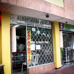 Remontadora Jackelin en Bogotá