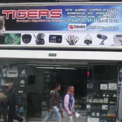 Tigers en Bogotá