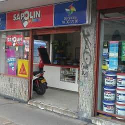 Tiendas del Color Sapolín en Bogotá