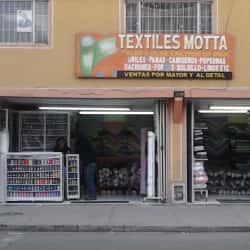 Textiles Motta en Bogotá