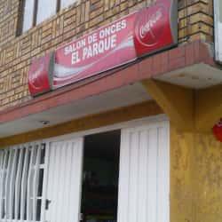 Salón De Onces El Parque en Bogotá
