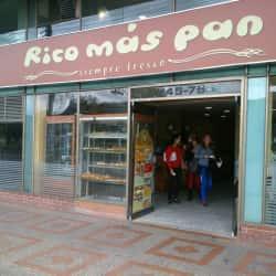 Rico Más Pan  en Bogotá