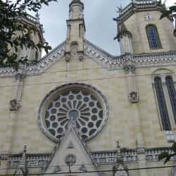Iglesia de los Santos  en Bogotá