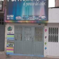 Pinturas El Paraíso Del Color en Bogotá