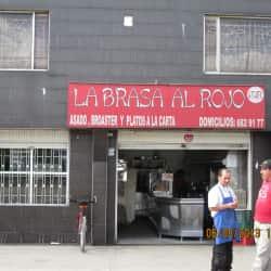 La Braza Al Rojo en Bogotá