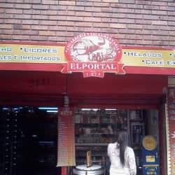 Cigarrería y Salsamentaria El Portal en Bogotá