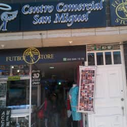 Futbol Store en Bogotá