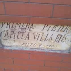 Capilla Villa Elisa en Bogotá
