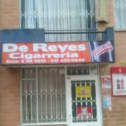 Cigarrería De Reyes en Bogotá