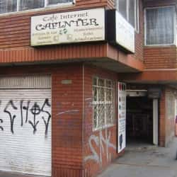 Café Internet Cafinier en Bogotá